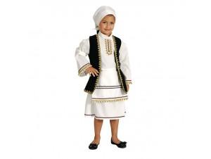 Παιδική Παραδοσιακή Στολή Σουλιώτισα