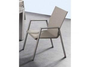 Πολυθρόνα αλουμινίου CHARLOTTE