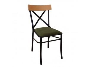 ENRICA-S Καρέκλα Μεταλλική