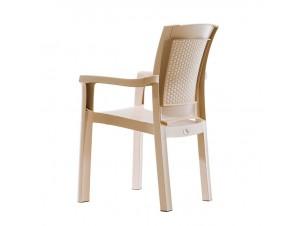 PAUL Πολυθρόνα κήπου PVC