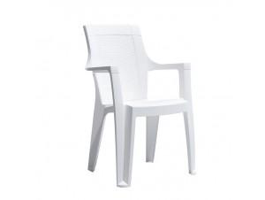PATRICK Πολυθρόνα κήπου PVC