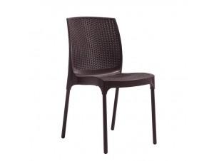 PARKER Καρέκλα κήπου PVC