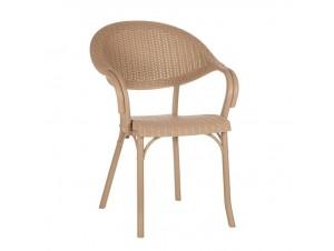 FLASH Πολυθρόνα κήπου PVC