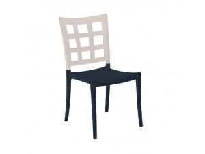 PLAZZA Καρέκλα PVC