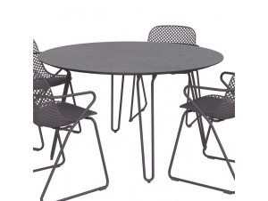 RAMATUELLE Τραπέζι Μεταλλικό