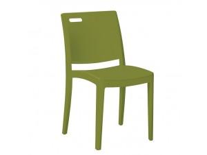 CLIP/MAT Καρέκλα κήπου PVC