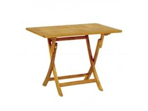 Τραπέζι Κήπου Βεράντας ξύλινο