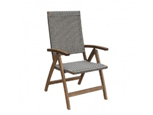Πολυθρόνα Κήπου ξύλινη SEVILLA
