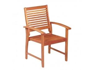 Πολυθρόνα Κήπου ξύλινη