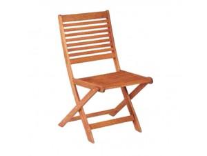 Καρέκλα Κήπου ξύλινη Πτυσσόμενη TEHO