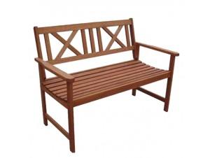 Παγκάκι Κήπου ξύλινο 2 θέσεων