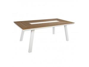 Τραπέζι αλουμινίου-polywood