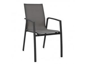 Πολυθρόνα αλουμινίου- PVC
