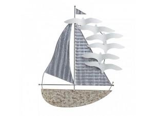 Διακοσμητικό τοίχου Καραβάκι
