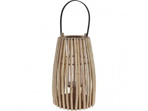 Φανάρι ξύλινο διακοσμητικό
