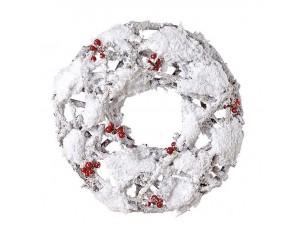 Χριστουγεννιάτικο στεφάνι 28 εκ