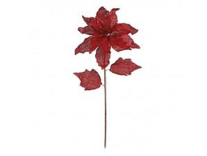 Χριστουγεννιάτικο Λουλούδι διακόσμησης Εκρου