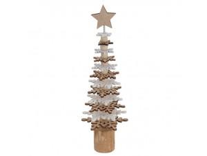 Χριστουγεννιάτικο Διακοσμητικό Δεντράκι, 25 εκ
