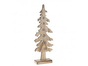 Φωτιζόμενο Χριστουγεννιάτικο Διακοσμητικό Δεντράκι 21 x 6 x 60 εκ.
