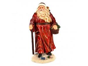 Χριστουγεννιάτικος Άγιος Βασίλης με Καλάθι