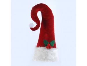 Βελούδινη Χριστουγεννιάτικη κορυφή δέντρου