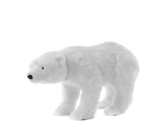 Χριστουγεννιάτικη διακοσμητική αρκούδα με κίνηση 143 x 47 x 80 εκ.