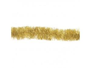 Γιρλάντα χρυσή Tinsel 2.00 μ.