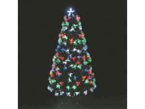 Χριστουγεννιάτικο Δέντρο με LED 120 εκ.