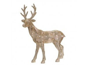 Χριστουγεννιάτικο Διακοσμητικό Ελάφι 98 εκ.