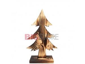 Ξύλινο Χριστουγεννιάτικο Δεντράκι 24 x 38 εκ.