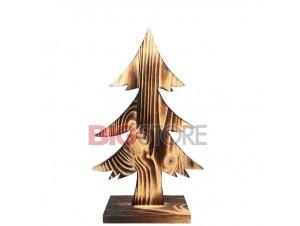 Ξύλινο Χριστουγεννιάτικο Δεντράκι 35 x 52 εκ.