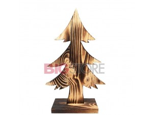Ξύλινο Χριστουγεννιάτικο Δεντράκι 50 x 78 εκ.