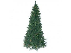 Χριστουγεννιάτικο Δέντρο Smoky 2,10