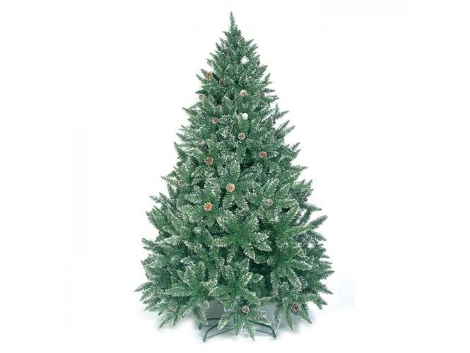 Χριστουγεννιάτικο Δέντρο Sarp Snowy Χιονέ 2,40