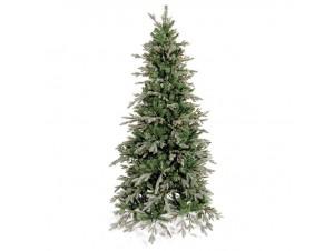 Χριστουγεννιάτικο Δέντρο Deaware Silver Slim 2,10m