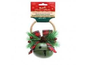 Χριστουγεννιάτικο στολίδι κουδούνα 15 εκ.
