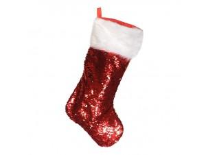 Χριστουγεννιάτικη κάλτσα 50 εκ.