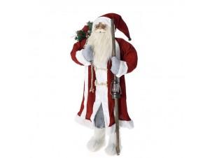 Φωτιζόμενος Χριστουγεννιάτικος διακοσμητικός Άγιος Βασίλης