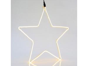 Φωτιζόμενο Χριστουγεννιάτικο αστέρι διακόσμησης 200 εκ.