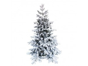 Χριστουγεννιάτικο Χιονισμένο Δέντρο 2,10 μ.