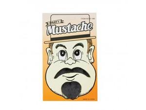 Αποκριάτικο μουστάκι με μούσι