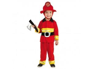 Αποκριάτικη στολή Πυροσβέσστης
