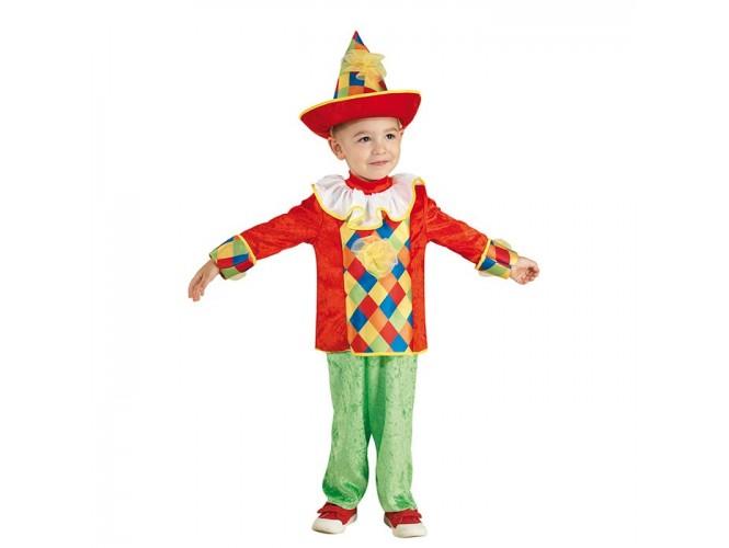 Αποκριάτικη παιδική στολή Αρλεκίνος