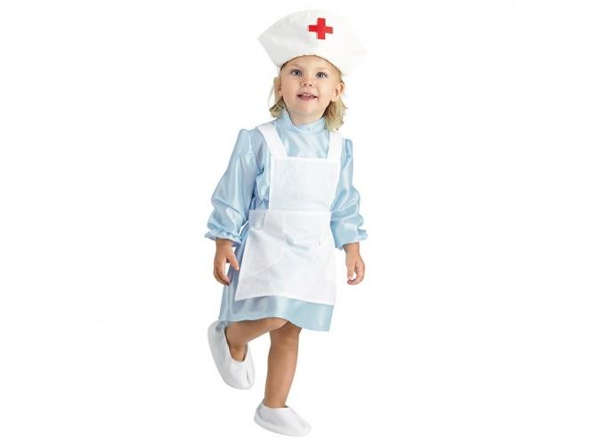 Αποκριάτικη στολή μωρό νοσοκόμα