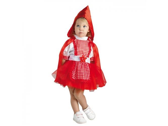 Αποκριάτικη στολή μωρό Κοκκινοσκουφίτσα
