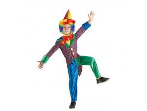 Αποκριάτικη στολή κλόουν τσίρκου