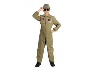 Αποκριάτικη παιδική στολή Air Force