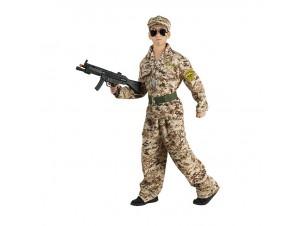 Αποκριάτικη στολή Κομμάντο της Ερήμου
