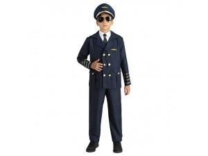 Αποκριάτικη παιδική στολή πιλότος