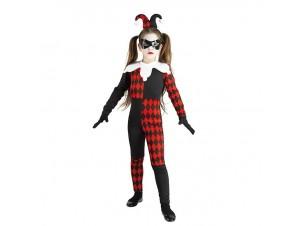 Αποκριάτικη παιδική στολή Αρλεκίνος Jester